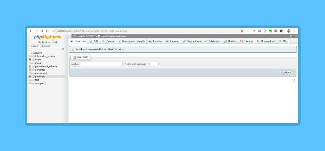 Como crear un CRUD con Laravel 5 8 y Bootstrap 4 – Parte 1
