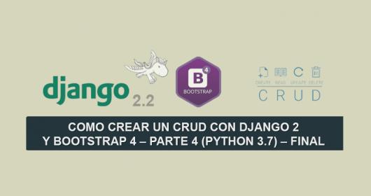 Como integrar Django y Bootstrap 4   Blog Nube Colectiva