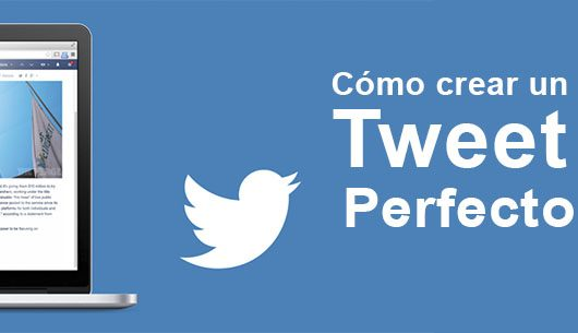 como crear tweet perfecto
