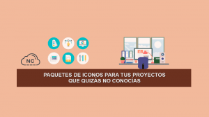 Paquetes de Iconos para tus Proyectos que quizás no Conocías